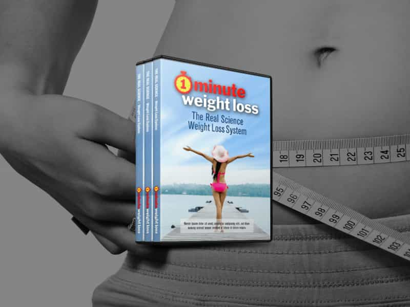1 Minute Weight Loss Set